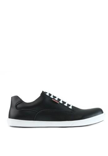 Sogno black Sneaker Shoes GF.2606 F4406SH0095DDEGS_1