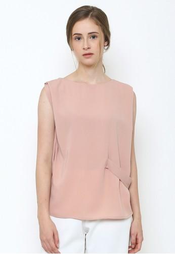 Floe Fashion pink Belle Top Dustypink 60D50AAC3C1406GS_1