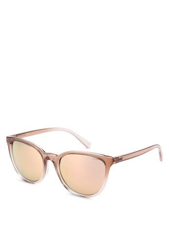 0d7da2c7aaa Buy Armani Exchange Armani AX4077SF Sunglasses Online on ZALORA ...