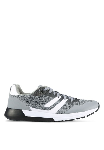 League grey Strive Lite Shoes LE683SH0S2OGMY_1