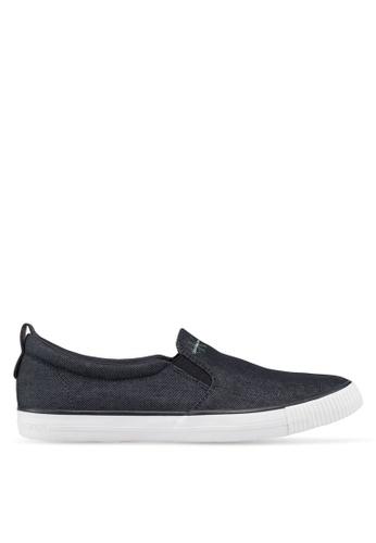 Calvin Klein navy Armand Sneakers B2029SH3A32D9BGS_1