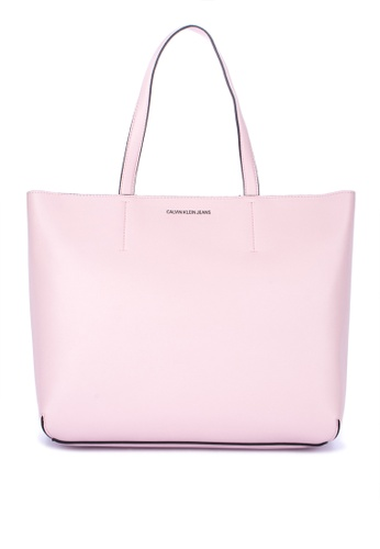 9723adead08 Shop Calvin Klein Zipper Tote Online on ZALORA Philippines