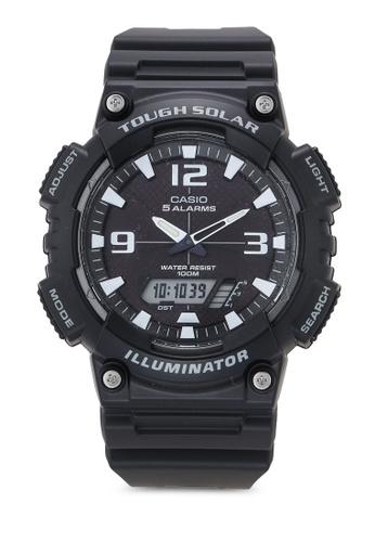 Casio black Casio AQ-S810W-1AVDF Watch B538BAC3547DECGS_1