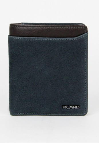 Picard blue Munich Cardholder Wallet PI517AC87CGUSG_1