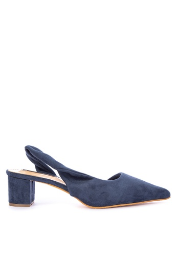 25fb47b38cb Shop Primadonna Pointed Toe Slingback Heels Online on ZALORA Philippines