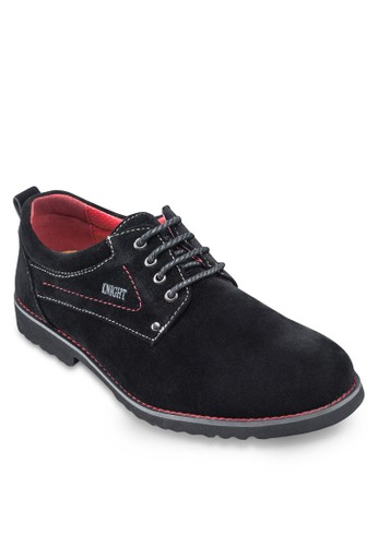 經典正esprit暢貨中心式感麂皮鞋, 鞋, 鞋