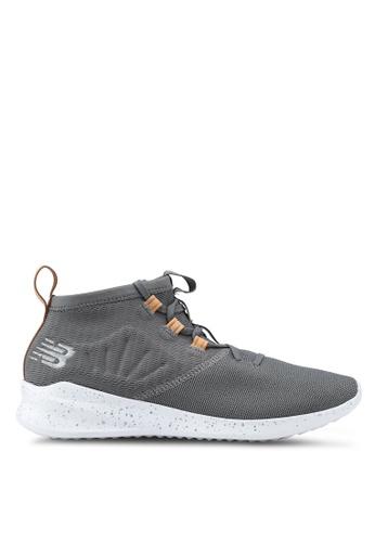 New Balance grey Cypher Future Sport Shoes 6F190SH3F195FCGS_1