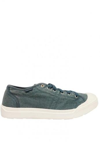 Palladium Boots blue Pallarue LC Men's Sneakers 0AB59SH4DE86DEGS_1