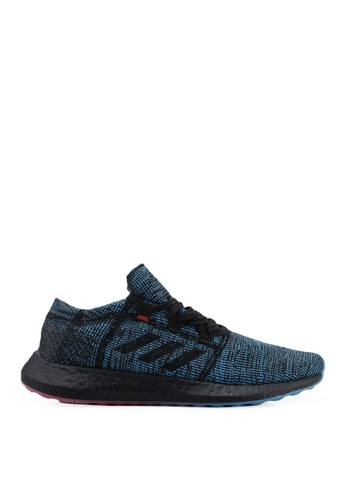 buy popular 4915f a3555 adidas blue adidas pureboost go ltd F91FESH79B8243GS 1