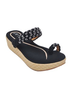 Zara Wedge Sandals