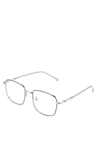 Kingship silver Signature Kacamata Anti Blue Light Sinclair Eyewear E613DGL685C15EGS_1