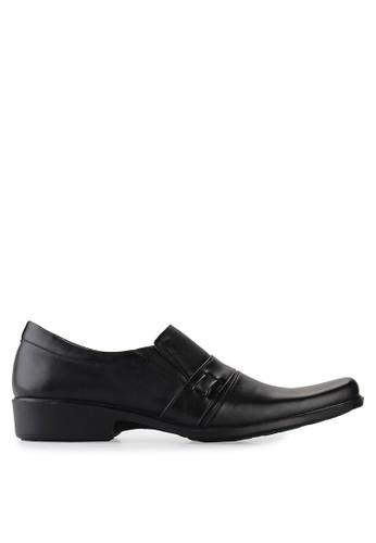 Dr. Kevin black Loafers, Moccasins & Boat Shoes Shoes 13226 Leather DR982SH25LACID_1