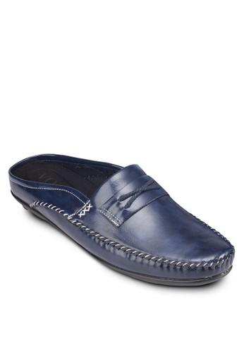 Italy 系列繫帶懶人拖esprit 旺角鞋, 鞋, 懶人鞋