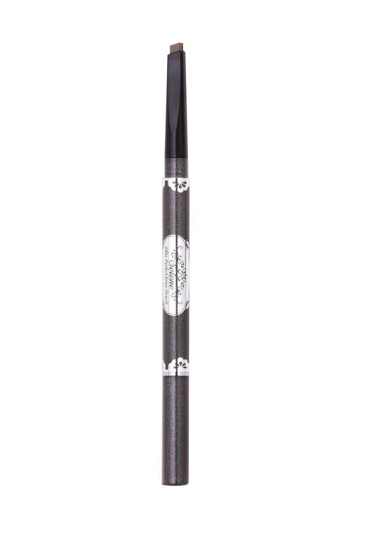 Solone 24HR Perfect Brow Pencil - Dark Brown