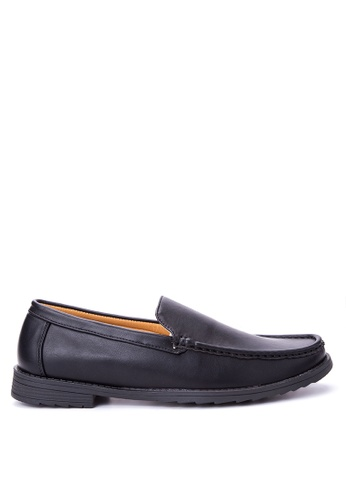 H2Ocean black Falito Formal Shoes H2527SH67LOQPH_1