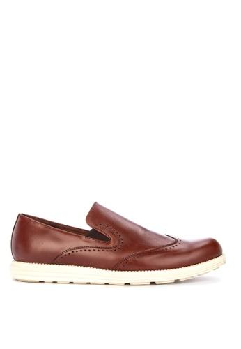 Antonio Manila brown Tristan Casual Shoes FAFF9SH3063FEDGS_1