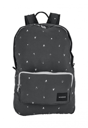 Nixon grey Nixon - Everyday Backpack - Dark Grey NI855AC25MXISG_1