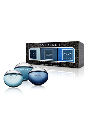 Bvlgari blue Bvlgari Aqva Kit 3x15ML - Online Exclusive 971DFBE630E4F1GS_1