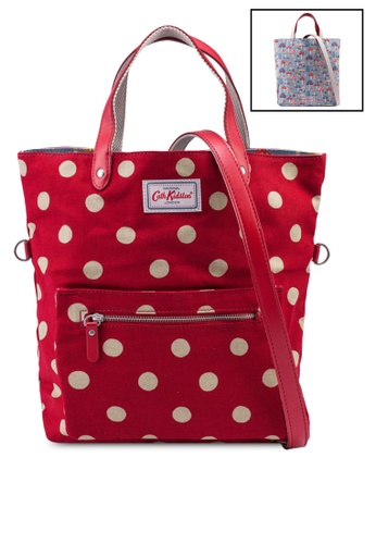 popular design outlet store sale variety of designs and colors Button Spot Reversible Cross Body