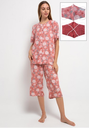Expand pink Dandelion Sleepwear 55D2DAAE3BADD9GS_1