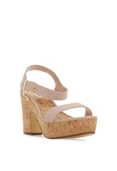 9ccb38fff Dune London Two Part Demi Heels S  142.90. Sizes 36 37 38 39 40