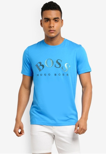 BOSS 藍色 Tallone T-Shirt - Boss Athleisure BO517AA0STYVMY_1