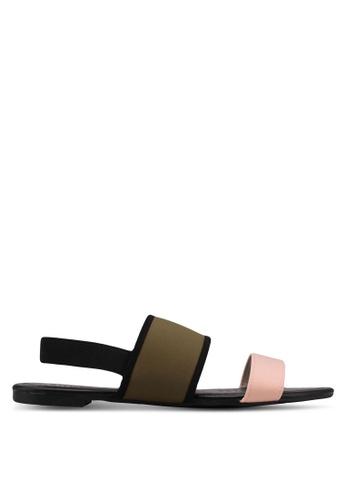 Rubi pink Everyday Alyssa Slingback Sandals C675DSH6080E77GS_1