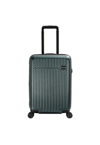 Bagasi green Talaga Koper Hardcase Cabin/21 Inch 0E6C7AC3E4A989GS_1