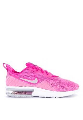 9600a970a6bc Shop Nike Nike Air Max Sequent 4 Shoes Online on ZALORA Philippines
