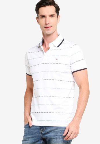 Tommy Hilfiger 白色 Wilson POLO衫 475FBAAC646AA2GS_1