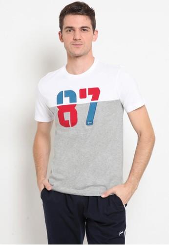 Hammer white Hammer Man T-shirt Fashion C1TF633 W1 White E7D24AA9389EE6GS_1
