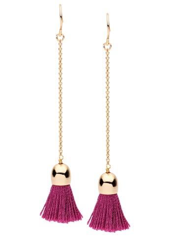 Dear Addison gold Candytuft Earrings E8F89ACE7159B5GS_1
