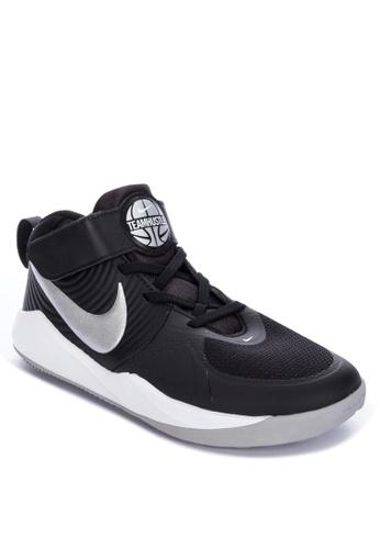 Nike black and grey Team Hustle D 9 5DFB3KS8399161GS_1