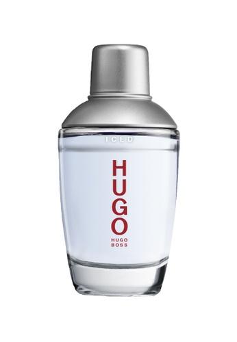 Hugo Boss Fragrances HUGO BOSS Hugo Iced Eau de Toilette 75ml 08D12BEACC9D07GS_1
