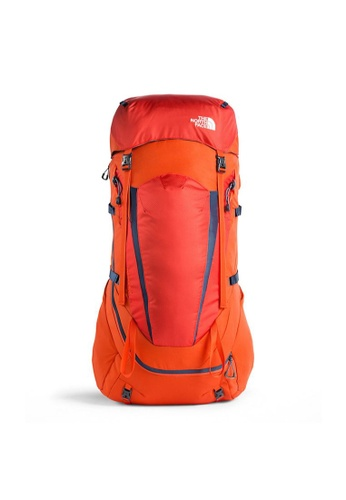 5764c97c5 The North Face Terra 65 Backpack Zion Orange/Shady Blue - 65L