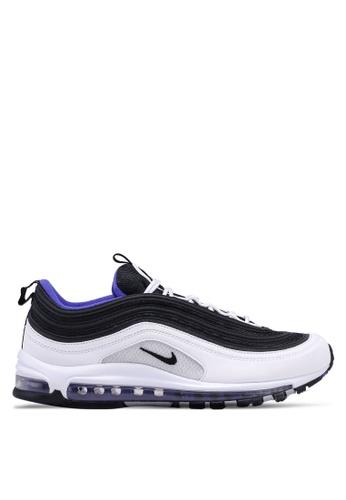 Nike white and multi Nike Air Max 97 Shoes 4496ESHC3440A4GS_1
