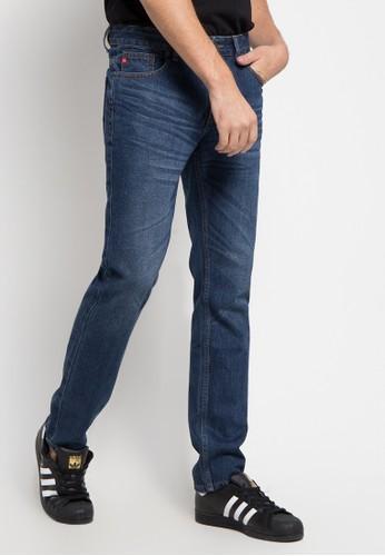 CARVIL navy Jeans Oscar CA566AA0U5AGID_1