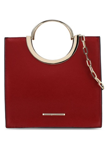 ac3664a9cedf Shop Nose Metal Handled Tote Bag Online on ZALORA Philippines