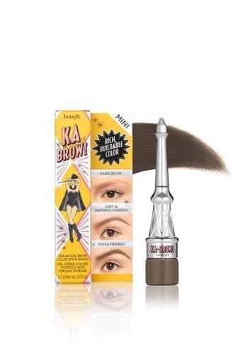 Benefit brown Ka-BROW! Eyebrow Cream-Gel Color Mini - Shade 04.5 (Medium) A6B2EBE990F65FGS_1
