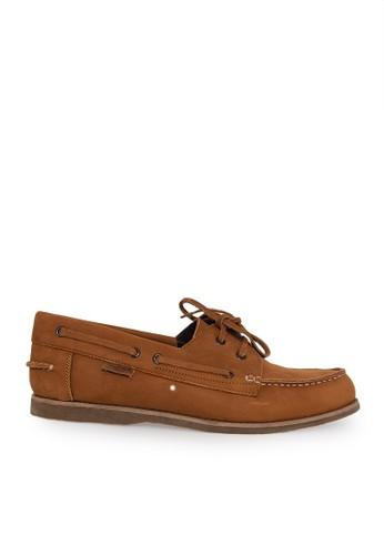 Tendencies brown Tendencies Sepatu Formal REISSUE DOCKSIDE TAN 3055CSH5CF95C7GS_1