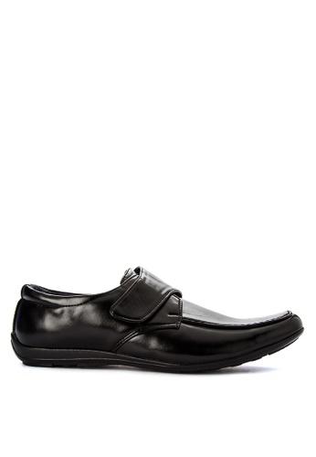 H2Ocean black Formal Shoes Monkstrap H2527SH0J9TMPH_1