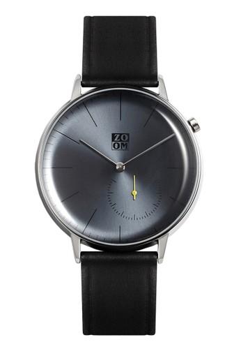 Zoom black Casual Men's Watches ZM 3846M.2503 64DAFAC096EA53GS_1