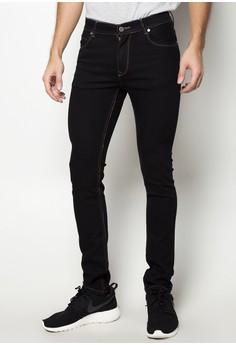 Styled 5 Pocket Jeans Rad Fit