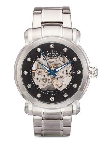 Stuhrling Original silver 644 Watch ST251AC39MZGMY_1