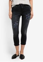 Esprit black Length Service Jeans ES374AA0SAXUMY_1