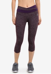 AVIVA purple Capri Pants AV679AA0S9G6MY_1