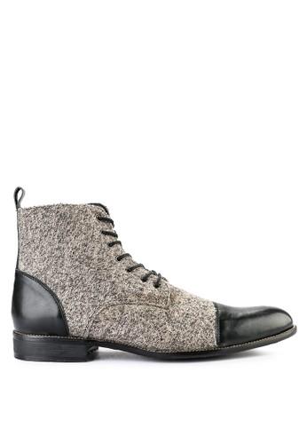 Ftale Footwear grey Ftale - Fabrizio Grey 96EB1SH7DAF8AEGS_1