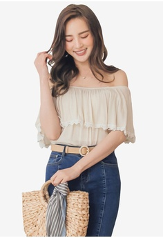 98b57be31908d2 Shop Yoco Tops for Women Online on ZALORA Philippines