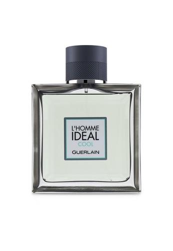 Guerlain GUERLAIN - L'Homme Ideal Cool Eau De Toilette Spray 100ml/3.3oz 80BB0BED204526GS_1