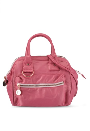 Rubi pink Mini Blaze Backpack 164A7AC3A9074DGS_1